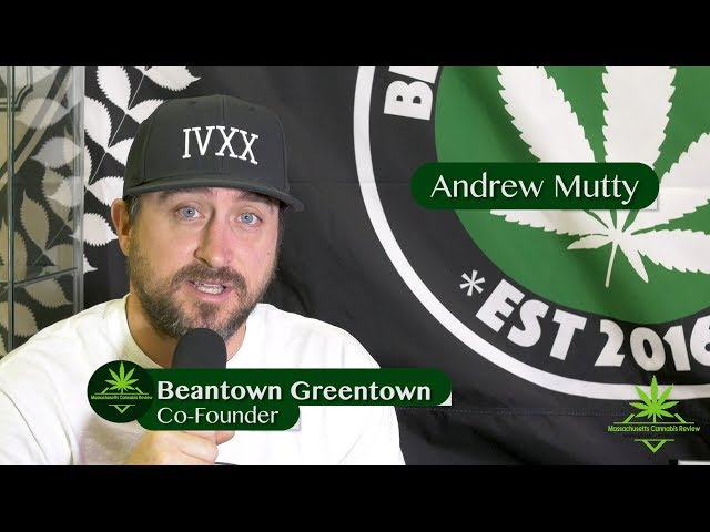 Andrew Mutty of Beantown Greentown Interview at The Harvest Cup - MassCanRev