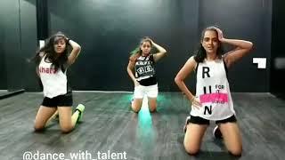 Group Dance On DILBAR - NEHA KAKKAR,DHVANI BHANUSALI,IKKA