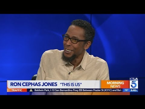 """Ron Cephas Jones on How Dogs Bring People Together in """"Dog Days"""""""