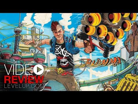 VIDEO REVIEW: Sunset Overdrive