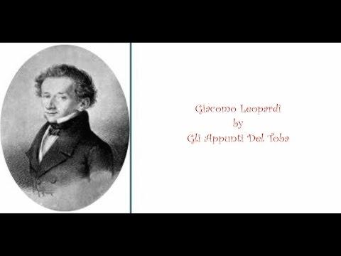 I canti di Leopardi by Gli Appunti Del Toba