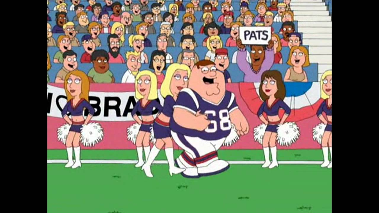 family male patriot games