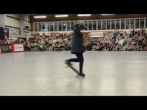 Highlights: World Round Up 2017 Freestyle Skateboarding Championships