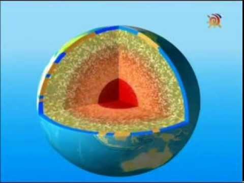 Урок Внутренее строение Земли