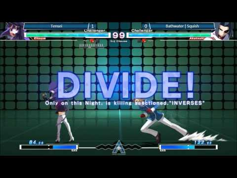 Under Night In-Birth Exe:Late Top 8 at Anime Ascension 2017