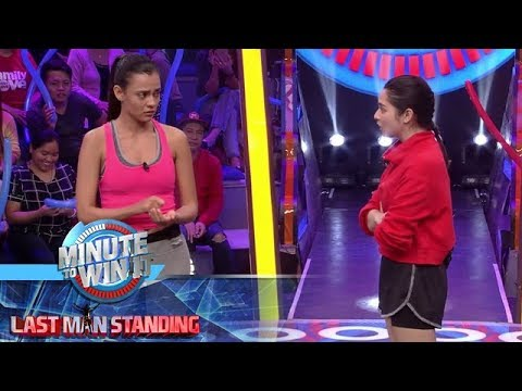 Minute To Win It: Karen Gallman, nasubukan ang talento sa pag-arte kasama sina Eric at Ryza