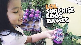 PENCARIAN - LOL SURPRISE EGGS GAMES (fake)