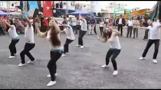 Gaura gauri dance in western style