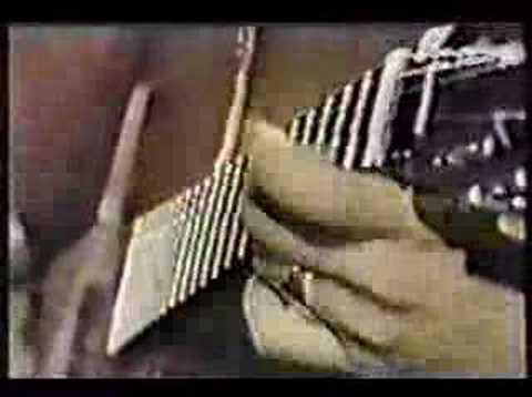 Stochelo Rosenberg - Improvisation Nº1 (Live on Dutch Tv)