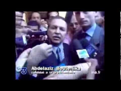 Bouteflika, la decheance