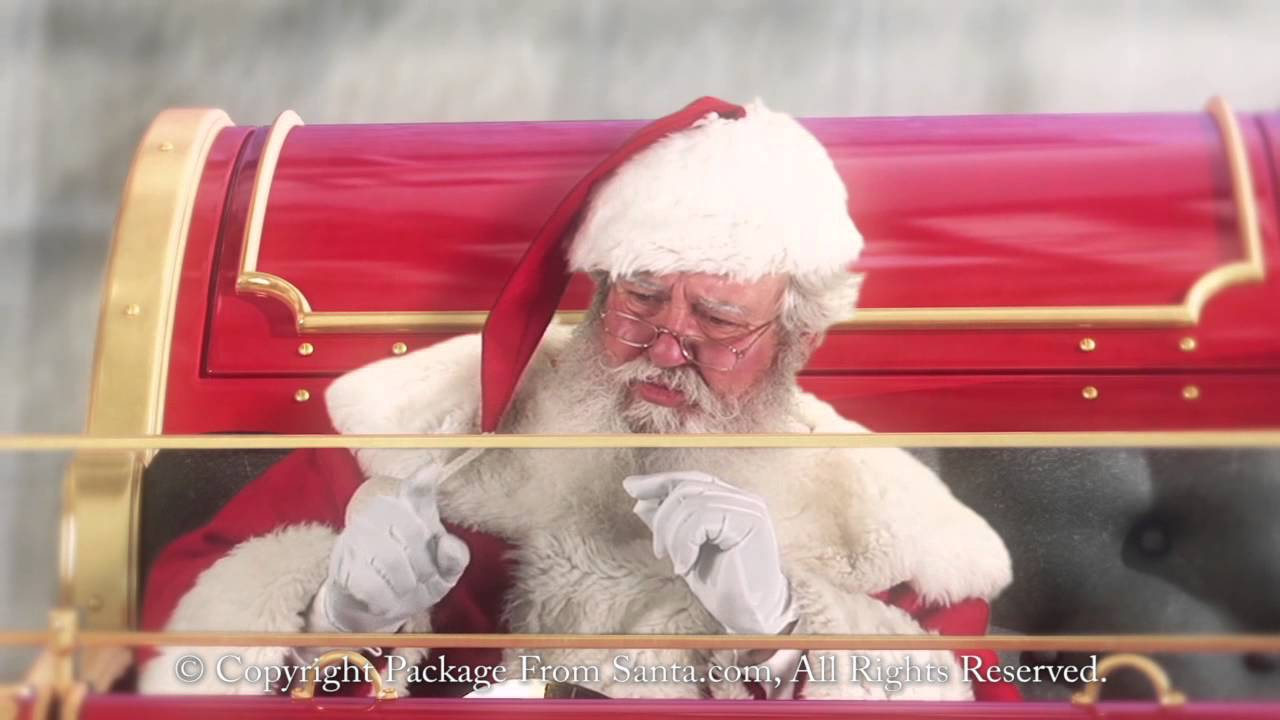 Letters From Santa With A Free Personal Video Greeting From Santa