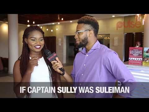 Highlights Of Sully Movie Premiere VIP Screening on IMAX By Blue Pictures