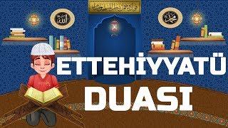 Küçük Hafızdan Ettehiyyatü Duası - Hafız Ömer Namaz Duaları / Bibercik TV