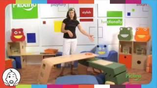 Giggle Presents The P'kolino Kids' Play Table