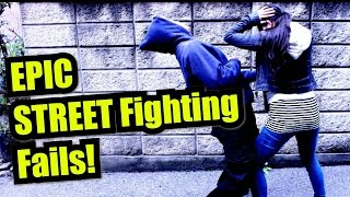 The TOP 5 WORST Mistakes to make in a Real Fight !!!