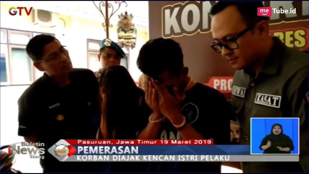 Download Jebak Korban, Pasutri di Pasuruan Kompak Peras Pria 'Selingkuhan' - BIS 20/03