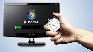 Как  ускорить работу компьютера для Windows 7