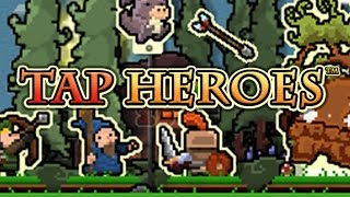 Tap Heroes - Android Gameplay HD