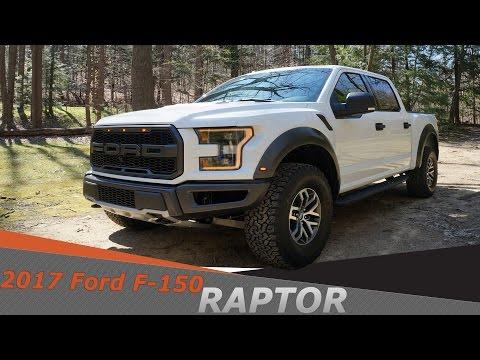 2017 Ford F 150 Raptor видео. Тест драйв Новый Форд Раптор 2017 на Русском. Авто США.