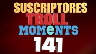 SEMANA 141 ÉPICA | SUSCRIPTORES TROLL MOMENTS (League of Legends) STM 141
