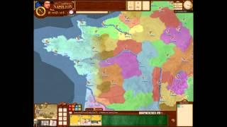 Napoleon's Campaigns PC 2007 Gameplay