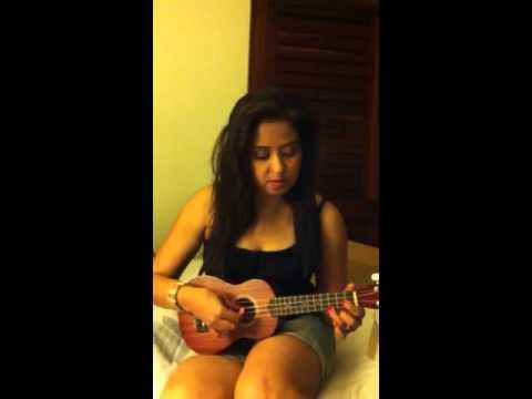 O Kalakaua He Inoa (Lilo and stich)..first song on my new ukulele