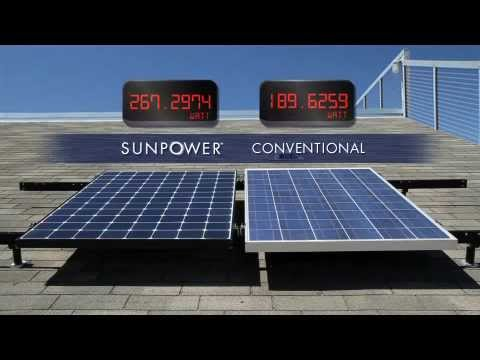 Sunpower Solar Panels Designed For Life In The Real