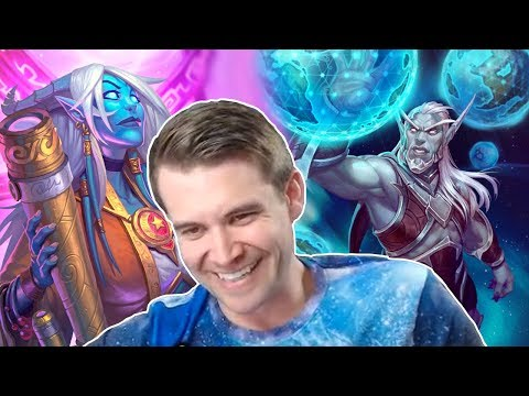 (Hearthstone) The Stars of Luna's Pocket Galaxy Align