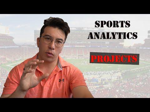 The 4 Types Of Sports Analytics Projects
