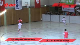 FC Bayern München - A.C.S. Kinder Roma