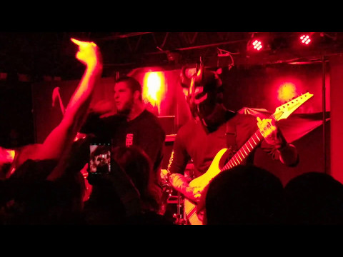 Slaughter to Prevail - Chronic Slaughter live in Kansas City. 4-8-17.