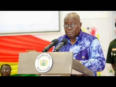 Prez Akufo-Addo charges NCCE to work as independent institution