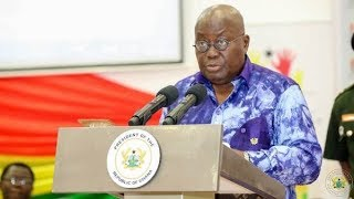 Prez Akufo-Addo charges NCCE to work as independent institutio…