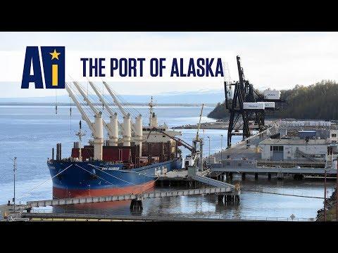The Port of Alaska | Alaska Insight