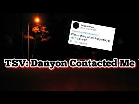TSV Danyon Contacted Me!!!!!