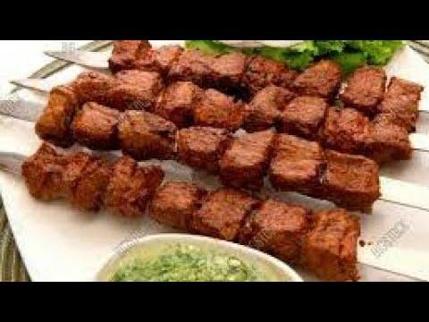 How to make BBQ at home  tikka boti recipe easy #amazing #yummy #tasty #baktaeid #eidmubarik to all
