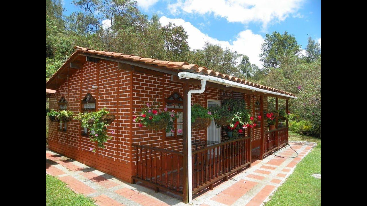 Lote en venta en rionegro parcelacion con casa youtube - Casas prefabricadas ecologicas ...