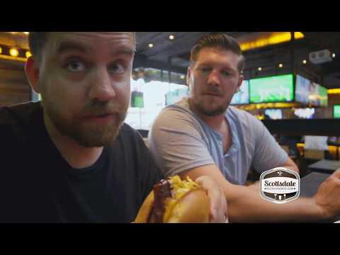 Whiskey Row Video Review | Scottsdale Restaurants