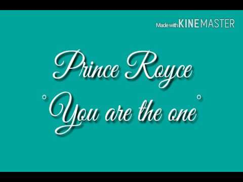 Prince Royce - You are the one  (Letra)