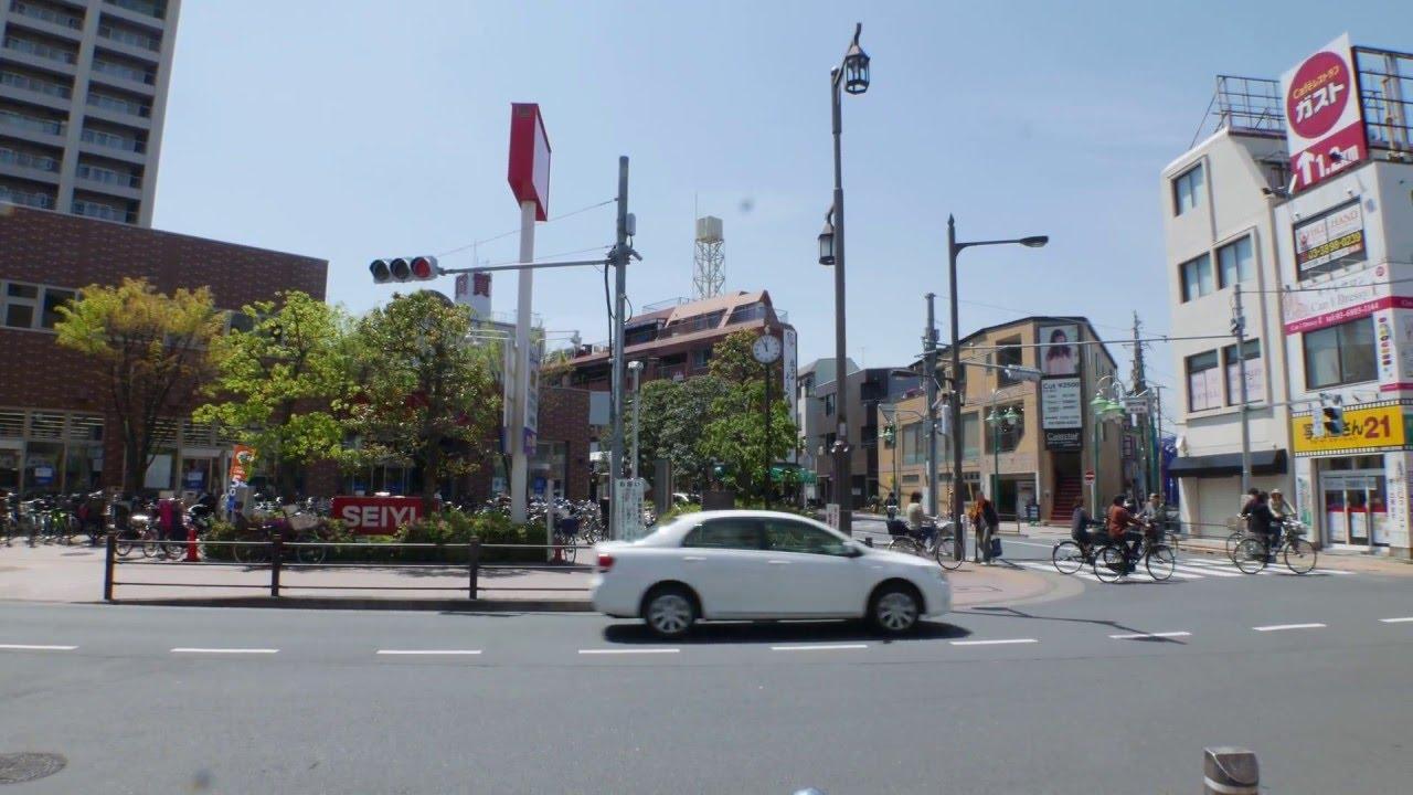 Takenozuka East Adachi City Tokyo Jp Weekday Afternoon April