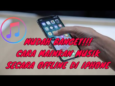 NO APPLE MUSIC!! BEGINI CARA MEMAINKAN MUSIK SECARA OFFLINE DAN GRATIS DI IPHONE