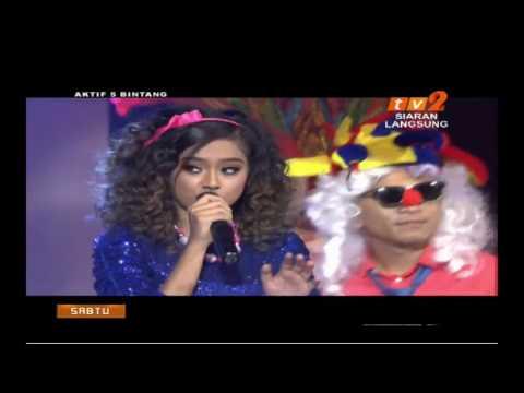 iamNeeta - Sakit Live Aktif 5 TV2,  26-Nov-16