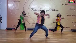 Kamariya - mitro| dance cover| choreography Aryan & chandani| fusion academy of dance