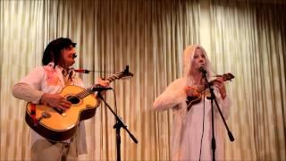 Geff & Pat sing Oh! Oh! Antonio October 2013