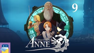 Forgotton Anne: iOS Gameplay Walkthrough Part 9 (by Throughline Games)