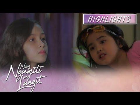 Amber does not want Mikmik to join their vacation | Nang Ngumiti Ang Langit
