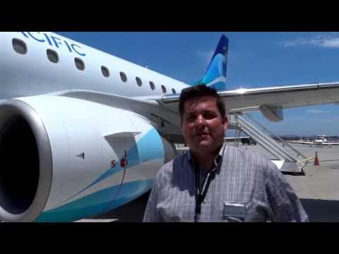California Pacific Airlines Interview - First Embraer 170 Revealed