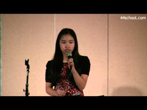 Vanisa K  44 School of Music  Portland Concert 2013  Voice Lessons