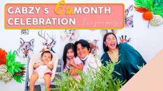 GABZY'S 6TH MONTH CELEBRATION [ IT'S A ZOOM PARTY!!!]