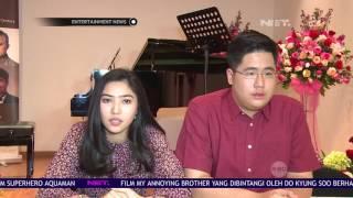 Isyana Akan Berkolaborasi Dengan Jonathan Kuo dalam Konser Musik Klasik